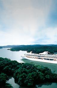 Cruzeiros para o Canal do Panamá