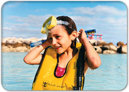 Excursão terrestre com mergulho de snorkel